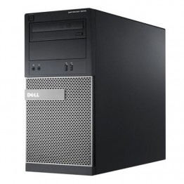 Компютър DELL OptiPlex 3010 с процесор Intel Core i5, 3470 3200Mhz 6MB 4 cores, 4 threads, RAM 4096MB DDR3, 320 GB SATA, А клас