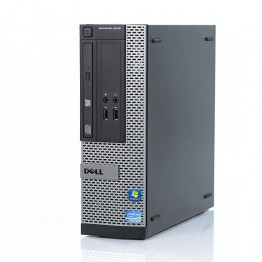 Компютър DELL OptiPlex 3010 с процесор Intel Core i3, 3220 3300Mhz 3MB 2 cores, 4 threads, RAM 4096MB DDR3, 250 GB SATA, А клас
