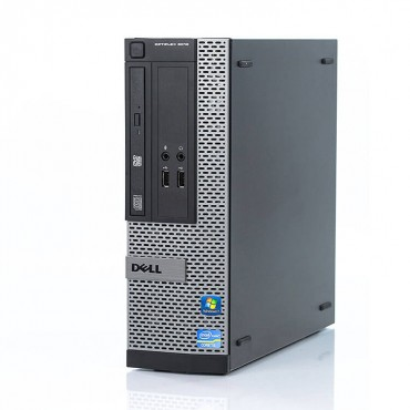 Компютър DELL OptiPlex 3010 с процесор Intel Core i3, 3220 3300Mhz 3MB 2 cores, 4 threads, RAM 4096MB DDR3, 320 GB SATA, А клас