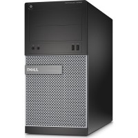 Компютър DELL OptiPlex 3020 с процесор Intel Core i7, 4770 3400MHz 8MB 4 cores, 8 threads, RAM 8192MB DDR3, 128 GB 2.5 Inch SSD, А клас
