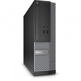 Компютър DELL OptiPlex 3020 с процесор Intel Core i5, 4590 3300MHz 6MB 4 cores, 4 threads, RAM 4096MB DDR3, 128 GB 2.5 Inch SSD, А клас