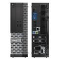 Компютър DELL OptiPlex 3020 с процесор Intel Pentium, G3250 3200MHz 3MB, RAM 4096MB DDR3, 500 GB SATA, А клас