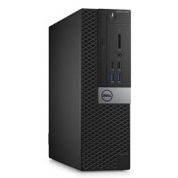 Компютър DELL OptiPlex 3040 с процесор Intel Core i5, 6500 3200MHz 6MB 4 cores, 4 threads, RAM 8192MB DDR3L, 128 GB 2.5 Inch SSD, А клас