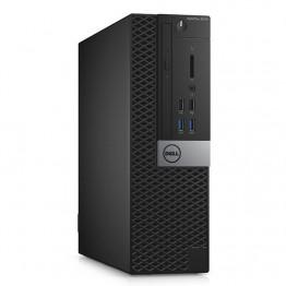 Компютър DELL OptiPlex 3040 с процесор Intel Core i3, 6100 3700MHz 3MB 2 cores, 4 threads, RAM 8192MB DDR3L, 500 GB SATA, А клас