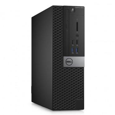 Компютър DELL OptiPlex 3040 с процесор Intel Pentium, G4400 3300MHz 3MB, RAM 4096MB DDR3, 500 GB SATA 2.5