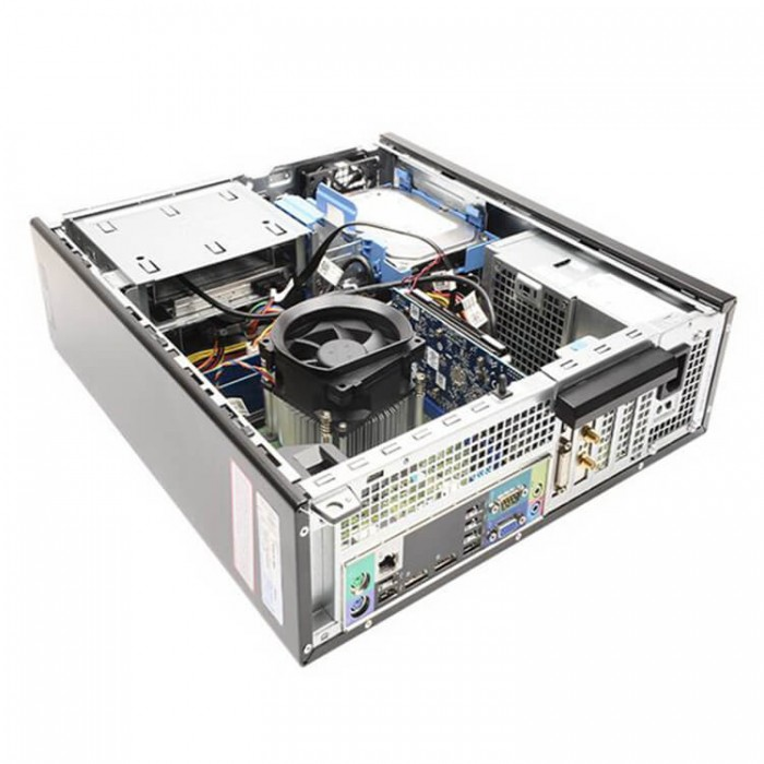 Компютър DELL OptiPlex 7010 с процесор Intel Pentium, G2020 2900Mhz 3MB,  RAM 4096MB DDR3, 320 GB SATA, А клас