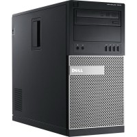 Компютър DELL OptiPlex 7010 с процесор Intel Core i7, 3770 3400Mhz 8MB 4 cores, 8 threads, RAM 8192MB DDR3, 500 GB SATA, А клас