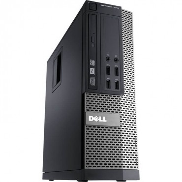 Компютър DELL OptiPlex 7010 с процесор Intel Core i3, 3240 3400Mhz 3MB 2 cores, 4 threads, RAM 4096MB DDR3, 320 GB SATA, А клас