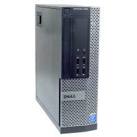 Компютър DELL OptiPlex 7020 с процесор Intel Core i3, 4150 3500MHz 3MB 2 cores, 4 threads, RAM 4096MB DDR3, 500 GB SATA, А клас