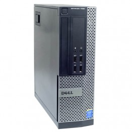Компютър DELL OptiPlex 7020 с процесор Intel Core i5, 4590 3300MHz 6MB 4 cores, 4 threads, RAM 4096MB DDR3, 500 GB SATA, А клас