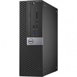 Компютър DELL OptiPlex 7040 с процесор Intel Core i7, 6700 3400MHz 8MB 4 cores, 8 threads, RAM 8192MB DDR4, 128 GB M.2 SSD, А клас