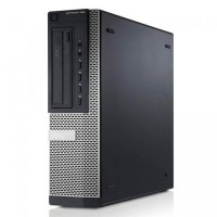 Компютър DELL OptiPlex 790 с процесор Intel Core i3, 2100 3100MHz 3MB 2 cores, 4 threads, RAM 4096MB DDR3, 250 GB SATA, А клас