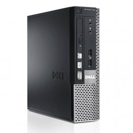Компютър DELL OptiPlex 790 с процесор Intel Core i3, 2120 3300Mhz 3MB 2 cores, 4 threads, RAM 4096MB DDR3, 250 GB SATA 2.5