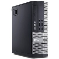 Компютър DELL OptiPlex 9020 с процесор Intel Core i5, 4670 3400Mhz 6MB 4 cores, 4 threads, RAM 4096MB DDR3, 128 GB 2.5 Inch SSD, А клас