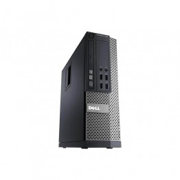 Компютър DELL OptiPlex 990 с процесор Intel Core i7, 2600 3400Mhz 8MB 4 cores, 8 threads, RAM 4096MB DDR3, 500 GB SATA, А клас
