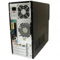 Компютър DELL Precision T1500 с процесор Intel Core i7, 860 2800MHz 8MB 4 cores, 8 threads, RAM 4096MB DDR3, 500 GB 3.5