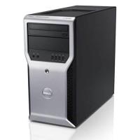 Компютър DELL Precision T1600 с процесор Intel Xeon Quad Core E3, 1225 3100Mhz 6MB, RAM 8192MB DDR3, 500 GB 3.5