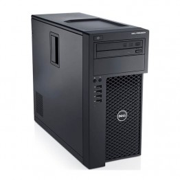 Компютър DELL Precision T1700 с процесор Intel Xeon Quad Core E3, 1240 v3 3400MHz 8MB, RAM 16GB DDR3, 500 GB 3.5