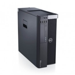 Компютър DELL Precision T3600 с процесор Intel Xeon Quad Core E5, 1607 3000Mhz 10MB, RAM 8192MB DDR3 Registered, 500 GB 3.5