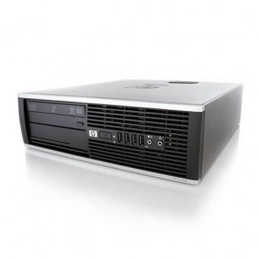 Компютър HP Compaq 6000 Pro SFF с процесор Intel Core 2 Duo, E7500 2930Mhz 3MB, RAM 4096MB DDR3, 160 GB SATA, А клас