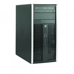 Компютър HP Compaq 6300 Pro MT с процесор Intel Core i5, 3470 3200Mhz 6MB 4 cores, 4 threads, RAM 4096MB DDR3, 500 GB SATA, А клас