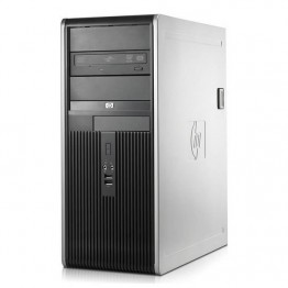 Компютър HP Compaq dc7900CMT с процесор Intel Core 2 Duo, E8400 3000Mhz 6MB, RAM 2048MB DDR2, 80 GB SATA, А клас