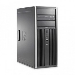 Компютър HP Compaq Elite 8000CMT с процесор Intel Core 2 Duo, E8400 3000Mhz 6MB, RAM 4096MB DDR3, 250 GB SATA, А клас