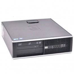Компютър HP Compaq Elite 8000SFF с процесор Intel Core 2 Duo, E8400 3000Mhz 6MB, RAM 4096MB DDR3, 160 GB SATA, А клас