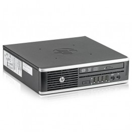 Компютър HP Compaq Elite 8000USDT с процесор Intel Core 2 Duo, E8400 3000Mhz 6MB, RAM 4096MB So-Dimm DDR3, 160 GB SATA 2.5