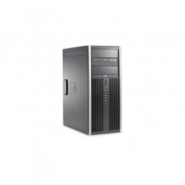 Компютър HP Compaq Elite 8200CMT с процесор Intel Core i7, 2600 3400Mhz 8MB 4 cores, 8 threads, RAM 8192MB DDR3, 500 GB SATA, А клас