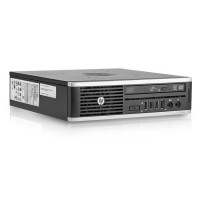 Компютър HP Compaq Elite 8200USDT с процесор Intel Core i5, 2400S 2500Mhz 6MB 4 cores, 4 threads, RAM 4096MB So-Dimm DDR3, 250 GB HDD 2.5