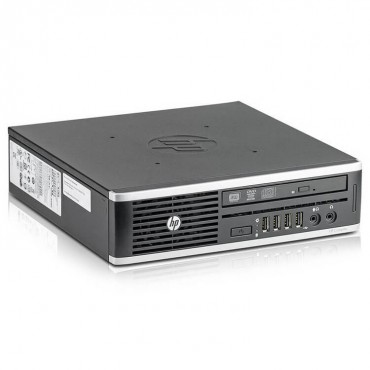 Компютър HP Compaq Elite 8300USDT с процесор Intel Core i5, 3470S 2900Mhz 6MB 4 cores, 4 threads, RAM 4096MB So-Dimm DDR3, 320 GB SATA 2.5