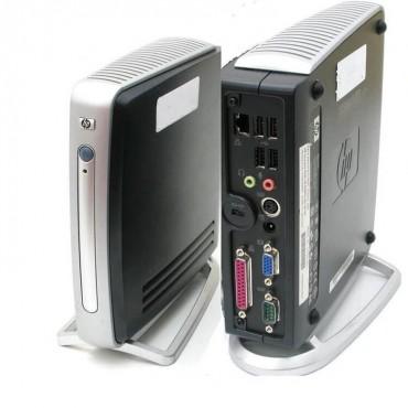 Компютър HP Compaq T5520 с процесор VIA Eden, 800Mhz, RAM 128MB DDR, 64MB Flash , А клас