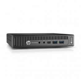 Компютър HP EliteDesk 705 G2 DM с процесор AMD PRO A8, 8600B 1600MHz 2MB, RAM 8192MB So-Dimm DDR3, 128 GB 2.5 Inch SSD, А клас