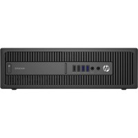 Компютър HP EliteDesk 800 G1 SFF с процесор Intel Core i5, 4590 3300MHz 6MB 4 cores, 4 threads, RAM 4096MB DDR3, 128 GB 2.5 Inch SSD, А клас