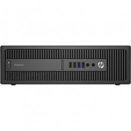 Компютър HP EliteDesk 800 G1 SFF с процесор Intel Core i5, 4570 3200MHz 6MB 4 cores, 4 threads, RAM 4096MB DDR3, 500 GB SATA, А клас + подарък Windows 10 Home