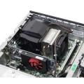 Компютър HP EliteDesk 800 G1 SFF с процесор Intel Core i5, 4570 3200MHz 6MB 4 cores, 4 threads, RAM 4096MB DDR3, 128 GB 2.5 Inch SSD, А клас
