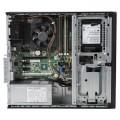 Компютър HP EliteDesk 800 G2 SFF с процесор Intel Core i5, 6500 3200MHz 6MB 4 cores, 4 threads, RAM 8192MB DDR4, 128 GB 2.5 Inch SSD, А клас