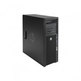 Компютър HP Workstation Z220 с процесор Intel Xeon Quad Core E3, 1245 v2 3400MHz 8MB, RAM 16GB DDR3 ECC, 500 GB 3.5