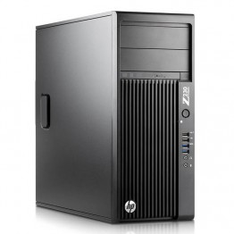 Компютър HP Workstation Z230 с процесор Intel Xeon Quad Core E3, 1225 v3 3200Mhz 8MB, RAM 16GB DDR3, 500 GB 3.5