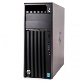 Компютър HP Workstation Z440 с процесор Intel Xeon Quad Core E5, 1620 v3 3500MHz 10MB, RAM 16GB DDR4 Registered, 256 GB 2.5 Inch SSD SATA 2.5