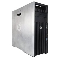 Компютър HP Workstation Z620 с процесор Intel Xeon 6-Core E5, 2620 v2 2100MHz 15MB, RAM 16GB DDR3 Registered, 500 GB 3.5