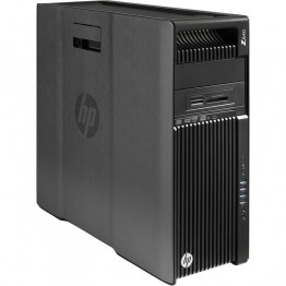 Компютър HP Workstation Z640 с процесор Intel Xeon 6-Core E5, 2620 v3 2400MHz 15MB, RAM 16GB DDR4 Registered, 1 TB  SATA, А клас