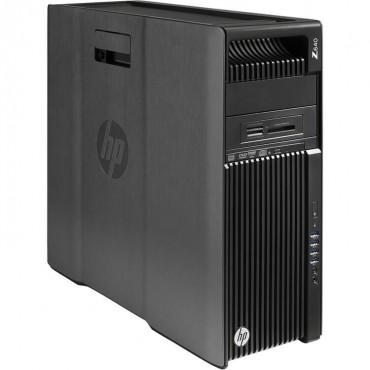 Компютър HP Workstation Z640 с процесор Intel Xeon 6-Core E5, 2620 v3 2400MHz 15MB, RAM 32GB DDR4 Registered, 1 TB 3.5