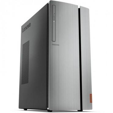 Компютър Lenovo IdeaCentre 720-18ASU с процесор AMD Ryzen 5, 1400 3200MHz 8MB, RAM 8192MB DDR4, 2 TB SATA 3, Remanufactured
