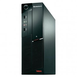 Компютър Lenovo ThinkCentre A58 с процесор Intel Core 2 Duo, E7500 2930Mhz 3MB, RAM 2048MB DDR2, 80 GB SATA, А клас