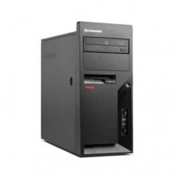 Компютър Lenovo ThinkCentre A62 с процесор AMD Athlon 64 X2, 5400B 2800Mhz 1MB, RAM 2048MB DDR2, 250 GB SATA, A- клас