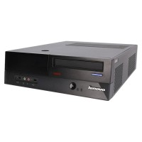 Компютър Lenovo ThinkCentre A62 с процесор AMD Athlon 64 X2, 5200B 2700Mhz 1MB, RAM 4096MB DDR2, 250 GB SATA, А клас