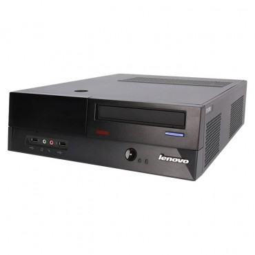 Компютър Lenovo ThinkCentre A62 с процесор AMD Athlon 64 X2, 5200B 2700Mhz 1MB, RAM 8192MB DDR2, 250 GB SATA, А клас