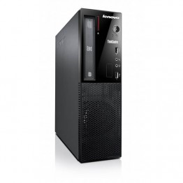 Компютър Lenovo ThinkCentre E73 с процесор Intel Core i3, 4130 3400MHz 3MB 2 cores, 4 threads, RAM 4096MB DDR3, 500 GB SATA, А клас